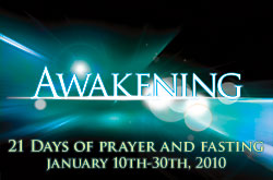 Awakening Button